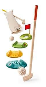 Plan Toys 4205683.0 Mini Golf per Due