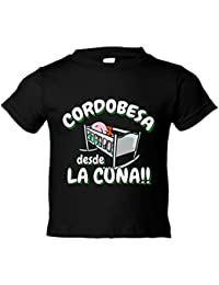 Camiseta niño Cordobesa desde la cuna Córdoba fútbol
