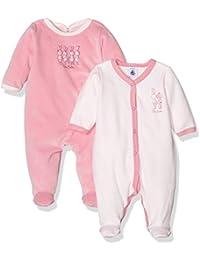 Petit Bateau 20734 - Pijama de una Pieza para bebé-Niños, ...