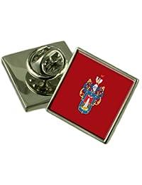 708f109844ef Select Gifts La Ciudad de Arequipa Peru Bandera Insignia de Solapa Cuadro  Grabado