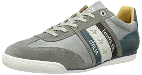 Pantofola d'Oro Imola Uomo Low, Baskets Homme, Grau (Gray Violet), 41 EU