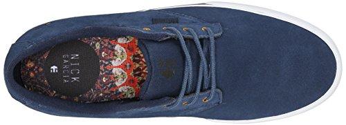 Etnies Jameson Vulc, Herren Skateboardschuhe Blue (BLUE - 400)