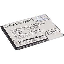 Cameron Sino 1300mAh/4,81WH Batería de repuesto para Alcatel ot-4010X