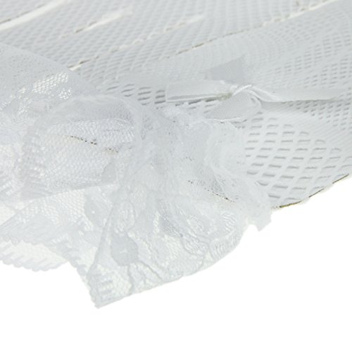 Rnow - Gants de mariage - Femme Blanc