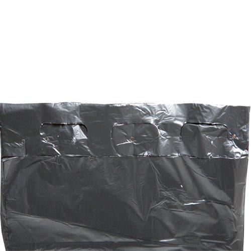 2000 Stück Hundekotbeutel 21×32+3,5 cm – zu 100 Stück geblockt – Der Umwelt zuliebe aus 100% Recycling Material! - 6