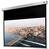 "Celexon 83"" Manual Professional Plus Pull Down Projection Screen 