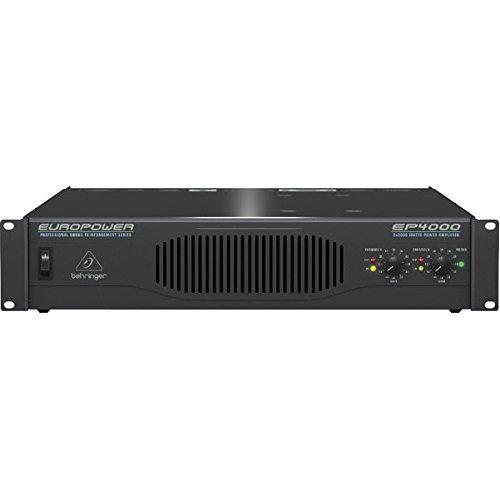 Behringer EUROPOWER EP4000 StereoEndstufe