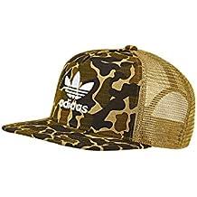 ... per cappello adidas visiera piatta. adidas Camo Trucker 750e012fa8f4