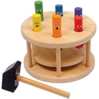 Legler Hammer Bench Drum Preschool Learning Toy