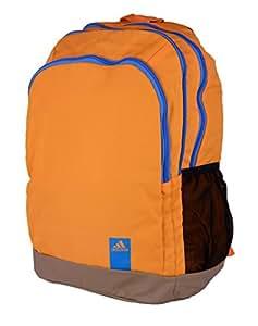 adidas orange backpack