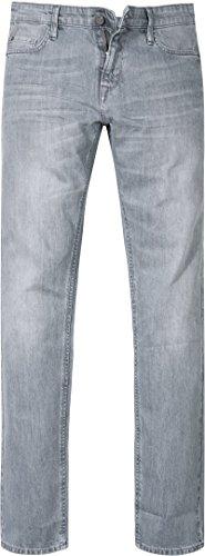 BOSS Orange Herren Jeans Denim-Hose, Größe: 38/34, Farbe: Grau