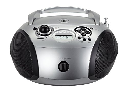 Grundig GRB 2000 Tragbare Radio Boombox