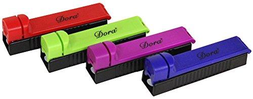 Preisvergleich Produktbild DORA mobiles Taschenstopfgerät mini Stopfmaschine Markenware f. normal große Hülsen inkl. Ersatzspitze