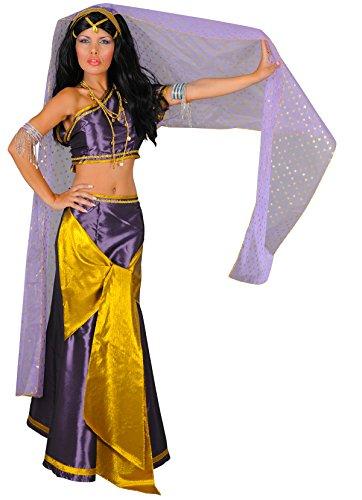 Imagen de disfraz hindu mujer