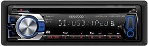 Kenwood KDC-4654SD CD/MP3-Tuner (SD-Kartenslot, USB 2.0, Apple iPod-ready) schwarz