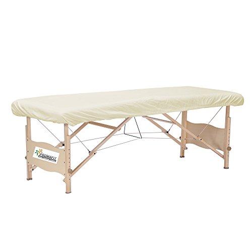 Promafit Spannbezug für Massageliege aus Baumwolle 600250610