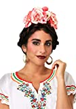 Fun Costumes Frida Kahlo Flower Headband Standard