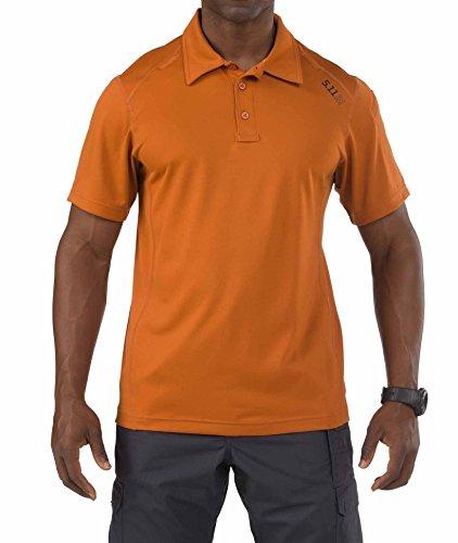 5.11 Pursuit Polo-Shirt Terracotta