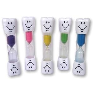 Kinder Zahnbürste Timer ~ 2 Minute Smiley Sanduhren für Bürsten kinder Zähne
