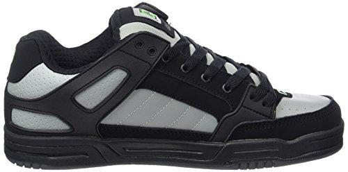 Globe Herren Tilt Sneaker Mehrfarbig (black/grey)