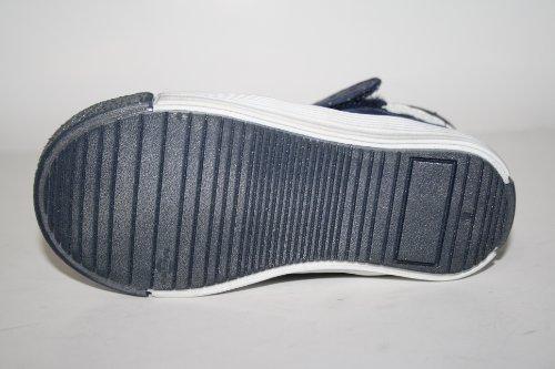 Richter Torino 52.1213, Baskets mode fille Bleu - Blau (stlantic/weiss)