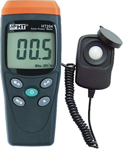 HT-Instruments, Misuratore della potenza di irradiazione solare, HT204