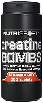 Nutrisport Creatine Bombs from Nutrisport
