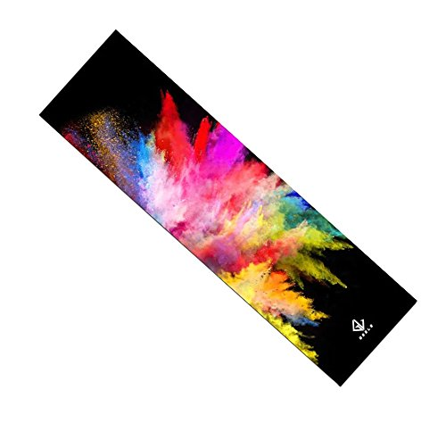 Skateboard Blase kostenlose Aufkleber Kein Gestrüpp Wasserdichter Aufkleber, Farbiges Pulver # 41 -