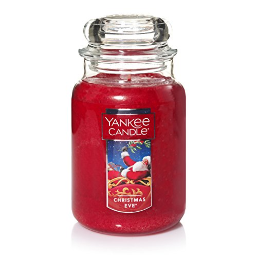 Yankee Candle Glaskerze, groß, Christmas Eve