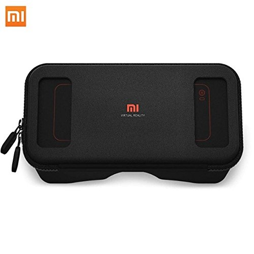 Xiaomi VR Virtual Reality 3D glasses compatible with box 4.7-5.7 inch smartphones for 3D Movies / Black Games
