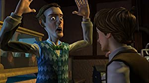 Telltale Games Back to the Future: The Game, 30th Anniversary Edition, PS4 - video games (30th Anniversary Edition, PS4, PlayStation 4, Adventure, T (Teen))