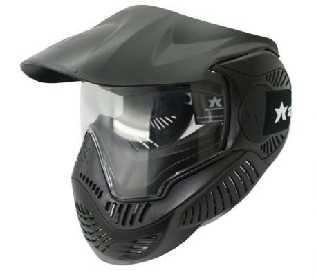 Sly Paintball Maske Annex MI-3 Field, Schwarz, 1389