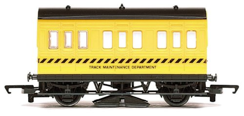 Hornby - R296 - Track Nettoyage Coach