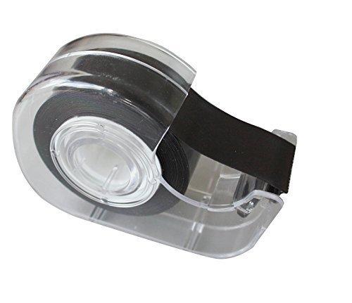 Magnet Klebeband 8mx19mm + Abroller Magnetband Tape selbstklebend Magnetstreifen