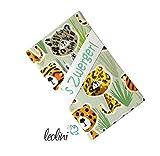 Mutterkindpass-Hülle mit Stickerei Zwergerl, Tiger Mutterkindpasshülle