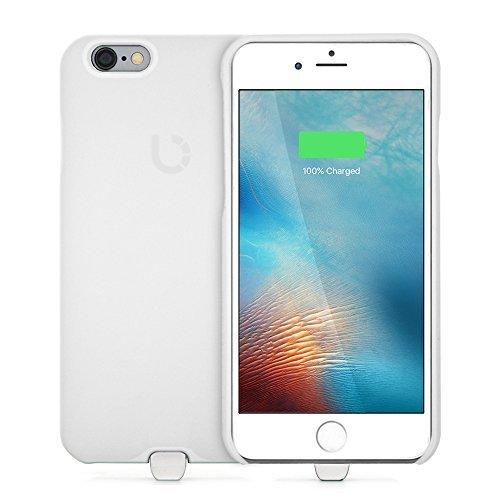 """BEZALEL Breitengrad MFi zertifizierte Qi Wireless Aufladen Universaltasche für iPhone 6 6 s (4,7"""")"""