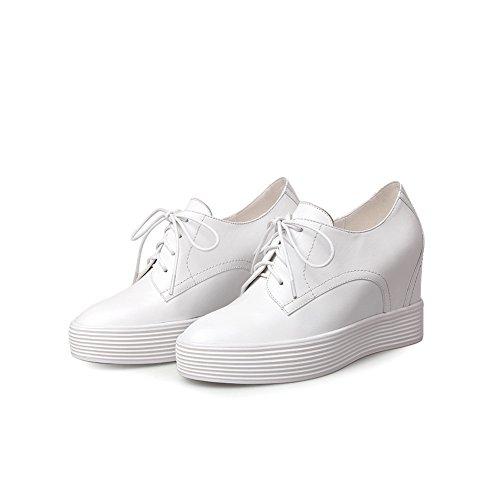 Chaussures à lacets BalaMasa blanches femme vE4TBdk
