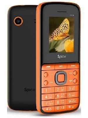 Spice Z101 Mobile Phone Grey Colour