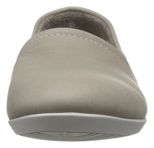 Softinos Damen Olu382sof Smooth Geschlossene Ballerinas SMOOTH/TAUPE