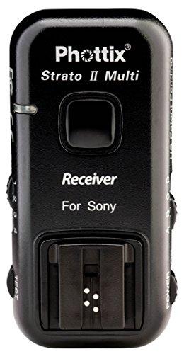 Phottix PH15658 Strato II Multi 5-in-1 Empfänger für Sony Pocket Wizard Pc