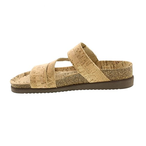 Mephisto Womens Bambou Textile Sandals Marron