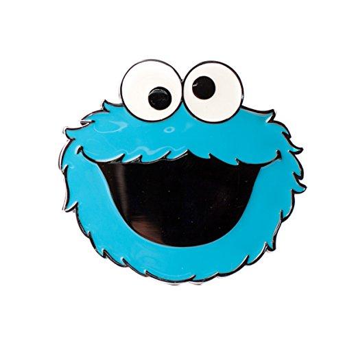 Sesame Street Belt Buckle Cookie Monster Bioworld