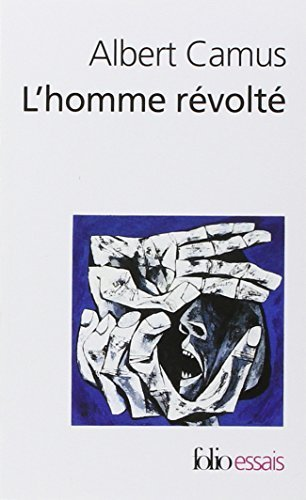 L'Homme Revolte (Folio Essais Series : No 15) (French Edition) by Albert Camus (1985-05-02)