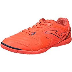 Joma Dribling 707 Coral Indoor - Scarpe Calcetto Uomo - Men's Futsal Shoes (43)