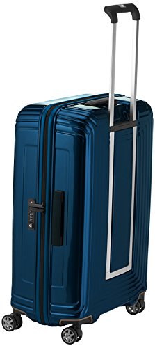 Samsonite Neopulse Spinner, M (69cm-74L), METALLIC BLUE - 2