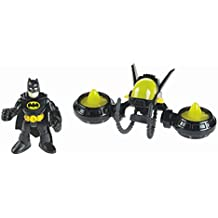 e9407f549 Fisher-Price Imaginext DC Super Friends Batman with Jet Pack by Fisher-Price