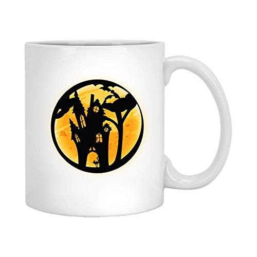 t For Halloween, Best Halloween, Happy Halloween, Funny Halloween - 11 Oz Coffee Tea Mug By Mirasuper ()