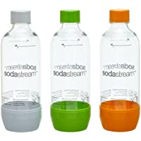 Sodastream Twinpack PET Carbonating bottle - Carbonator Accessories & Supplies