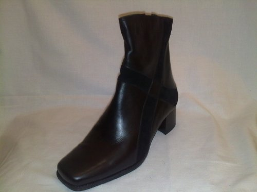 Piazza 961951 - Damenstiefel - schwarz - echt Leder, * SALE * Schwarz