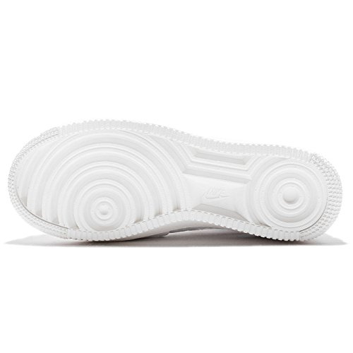 Nike Damen W Air Force 1 Ultraforce Mid Gymnastikschuhe Elfenbein (vertice Bianco / Sommità Bianco / Platino Puro)